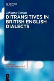 Ditransitives in British English Dialects (eBook, PDF)