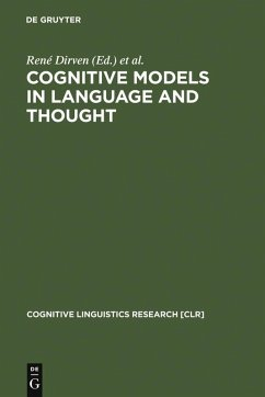 Cognitive Models in Language and Thought (eBook, PDF)