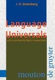 Language Universals (eBook, PDF)