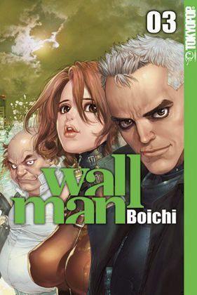 Buch-Reihe Wallman