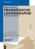 Französische Lexikographie (eBook, ePUB)