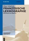 Französische Lexikographie (eBook, PDF)