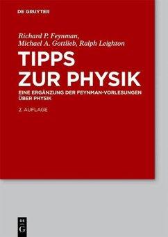 Tipps zur Physik (eBook, PDF)