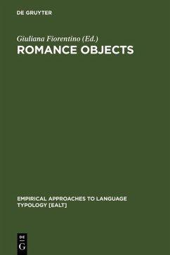 Romance Objects (eBook, PDF)