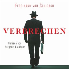 Verbrechen (MP3-Download) - von Schirach, Ferdinand