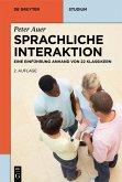 Sprachliche Interaktion (eBook, PDF)