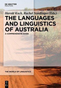The Languages and Linguistics of Australia (eBook, ePUB)