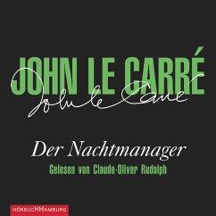 Der Nachtmanager (MP3-Download) - Carré, John le