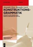 Konstruktionsgrammatik (eBook, PDF)