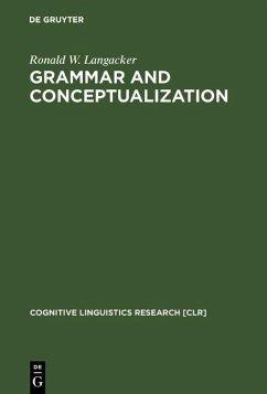 Grammar and Conceptualization (eBook, PDF) - Langacker, Ronald W.