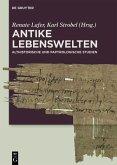 Antike Lebenswelten (eBook, PDF)