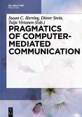 Pragmatics of Computer-Mediated Communication (eBook, PDF)