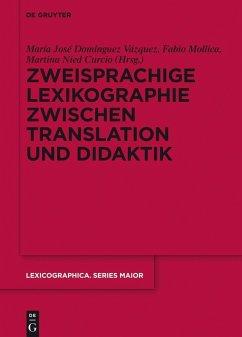 Zweisprachige Lexikographie zwischen Translation und Didaktik (eBook, ePUB)