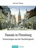 Damals in Flensburg (eBook, ePUB)