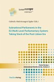Subnational Parliaments in the EU Multi-Level Parliamentary System (eBook, ePUB)