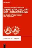 Sprachenpluralität und -autorisierung (eBook, ePUB)