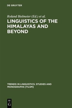 Linguistics of the Himalayas and Beyond (eBook, PDF)