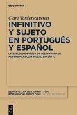 Infinitivo y sujeto en portugués y español (eBook, PDF)