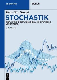 Stochastik (eBook, PDF) - Georgii, Hans-Otto