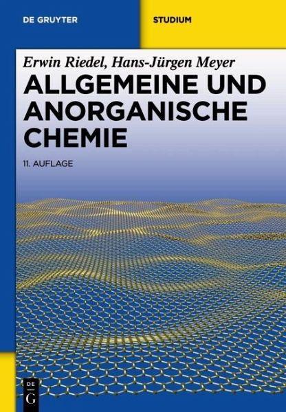 Riedel Allgemeine Und Anorganische Chemie Pdf
