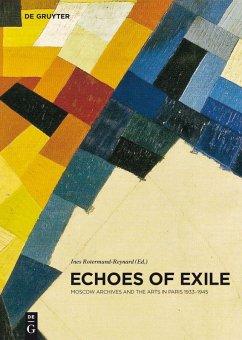 Echoes of Exile (eBook, ePUB)