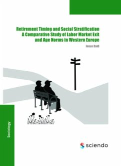 Retirement Timing and Social Stratification (eBook, ePUB) - Radl, Jonas