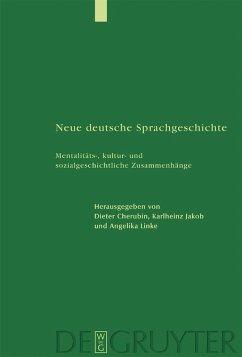 Neue deutsche Sprachgeschichte (eBook, PDF)