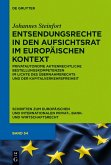 Entsendungsrechte in den Aufsichtsrat im europäischen Kontext (eBook, ePUB)