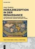 Horazrezeption in der Renaissance (eBook, PDF)