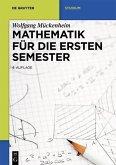 Mathematik für die ersten Semester (eBook, PDF)