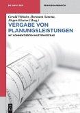 Vergabe von Planungsleistungen (eBook, PDF)