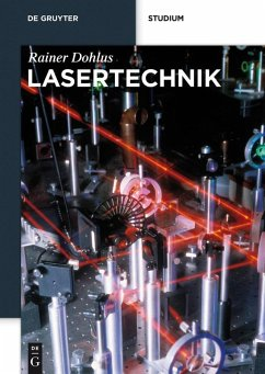 Lasertechnik (eBook, ePUB) - Dohlus, Rainer