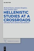 Hellenistic Studies at a Crossroads (eBook, ePUB)