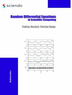 Random Differential Equations in Scientific Computing (eBook, PDF) - Neckel, Tobias; Rupp, Florian