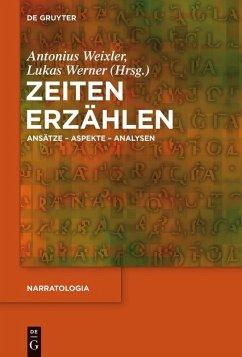 Zeiten erzählen (eBook, PDF)