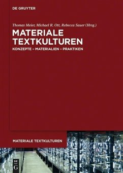 Materiale Textkulturen (eBook, PDF)