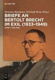 Briefe an Bertolt Brecht im Exil (1933-1949) (eBook, ePUB)