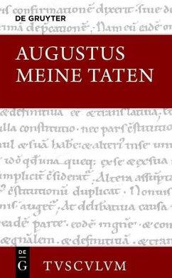 Meine Taten / Res gestae divi Augusti (eBook, PDF) - Augustus