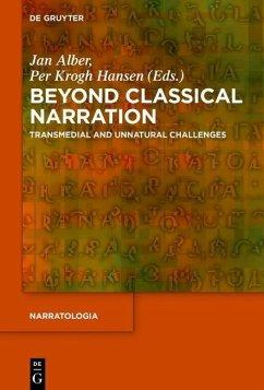 Beyond Classical Narration (eBook, PDF)