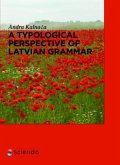 A Typological Perspective on Latvian Grammar (eBook, ePUB)