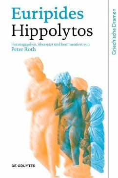 Hippolytos (eBook, ePUB) - Euripides