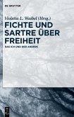 Fichte und Sartre über Freiheit (eBook, PDF)
