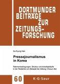 Pressejournalismus in Korea (eBook, PDF)