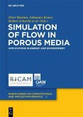 Simulation of Flow in Porous Media (eBook, PDF)