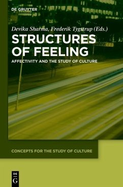 Structures of Feeling (eBook, PDF)
