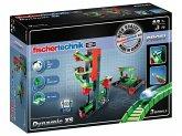 Fischertechnik 536619 - PROFI Dynamic XS-Kugelbahn, 3 Modelle, 70 Bauteile, Konstruktionsbausatz