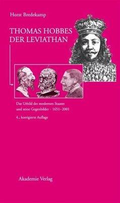 Thomas Hobbes - Der Leviathan (eBook, PDF) - Bredekamp, Horst