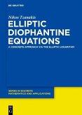 Elliptic Diophantine Equations (eBook, PDF)