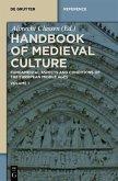 Handbook of Medieval Culture 1 (eBook, ePUB)