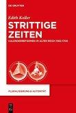 Strittige Zeiten (eBook, ePUB)